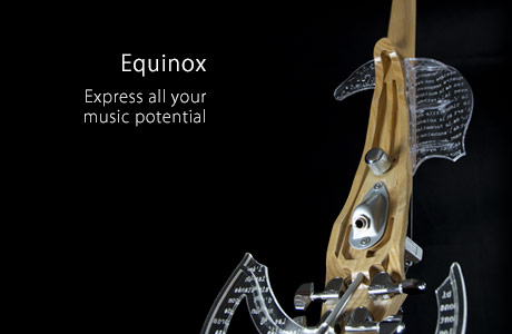 Equinox Electric Violin