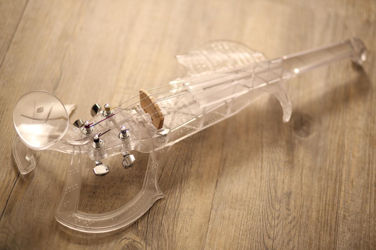 3Dvarius violon