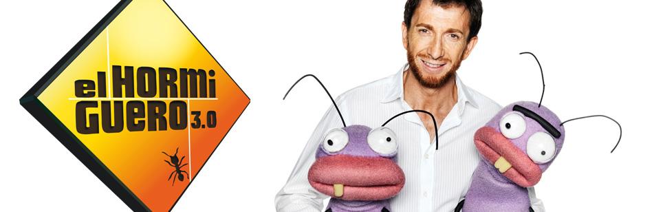 El Hormiguero & le 3Dvarius