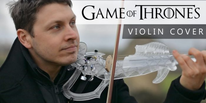 [Violin Cover] Game of Thrones