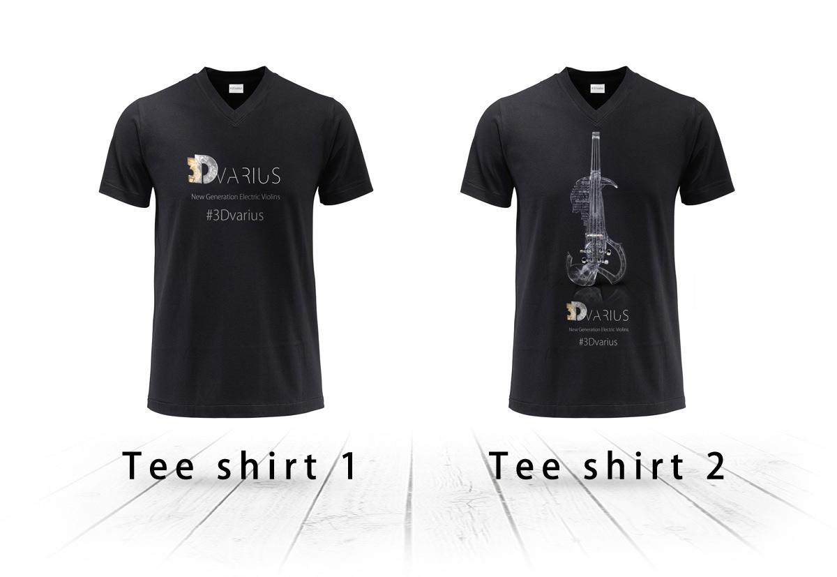 Kickstarter: Select your favorite tee-shirt
