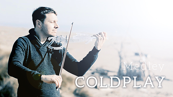 Coldplay violin cover