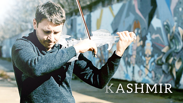 [Violin Cover] Kashmir - Led Zeppelin