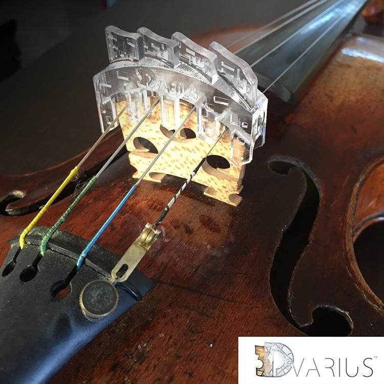 Sourdine 3Dvarius