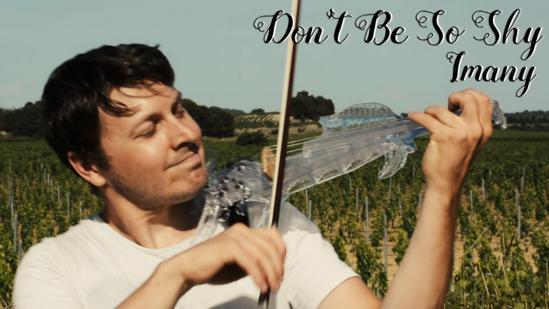 [Violin Cover] Don't Be So Shy – Imany