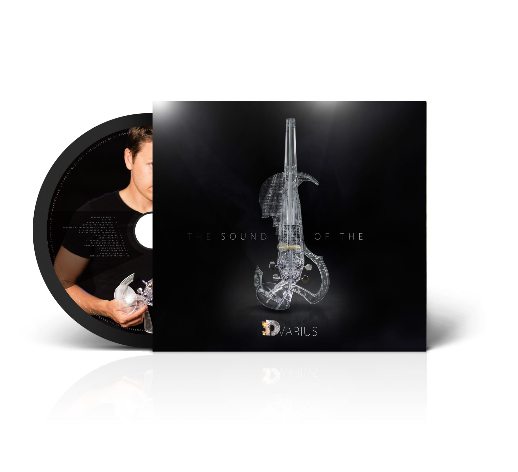 CD - The Sound of 3Dvarius