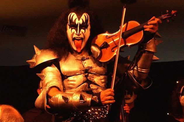 Kiss Electric Violin