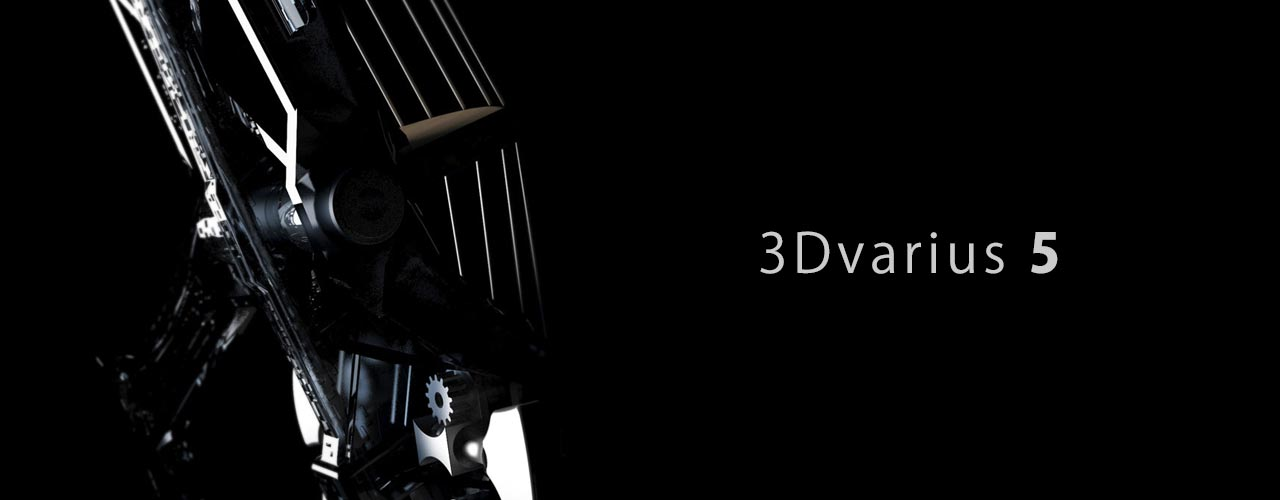 Réservez le 3Dvarius 5 (5 cordes)