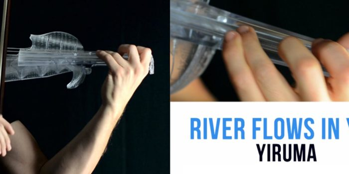 [How To Play] River Flows In You – Yiruma