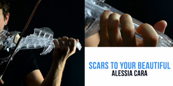 [How To Play] Scars To Your Beautiful – Alessia Cara