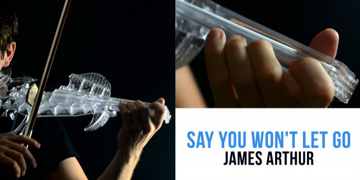 [How To Play] Say You Won't Let Go – James Arthur