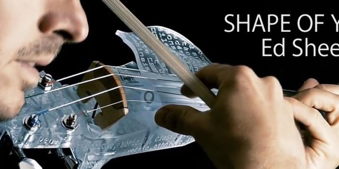 [Violin Cover] Shape of You – Ed Sheeran