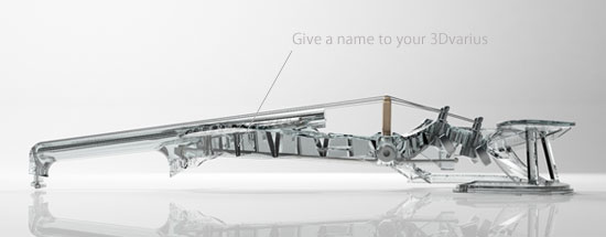 give a name to your electric violin