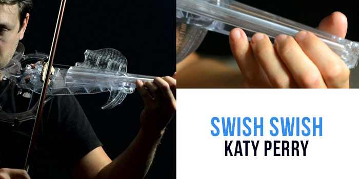 [How To Play] Swish Swish - Katy Perry