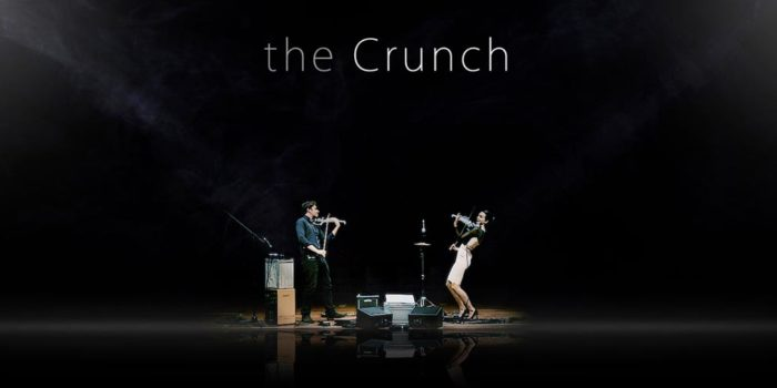 [Violin Cover] The Crunch