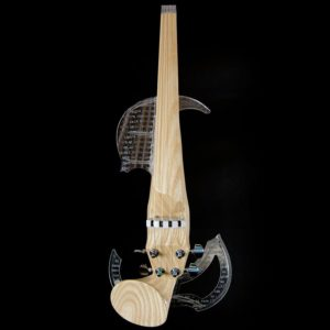 Equinox Electric Violin front view