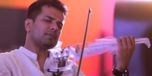 [Violin Cover] Vennilave Chandaare by Balabhaskar