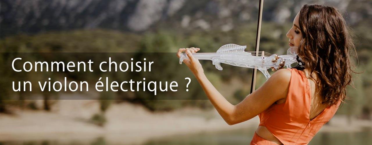 Le Guide d'Achat du Violon Électrique