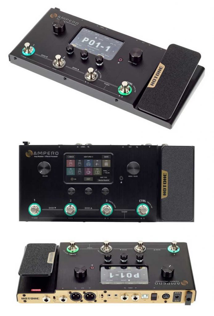 multi effects processor