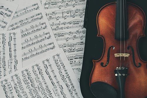Pratiquer le violon