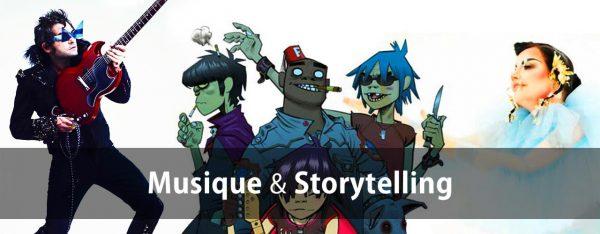 Le Storytelling Dans La Musique