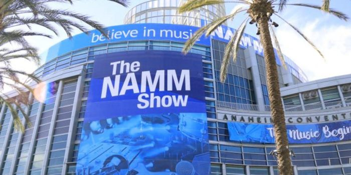 Win your badge for the NAMM Show