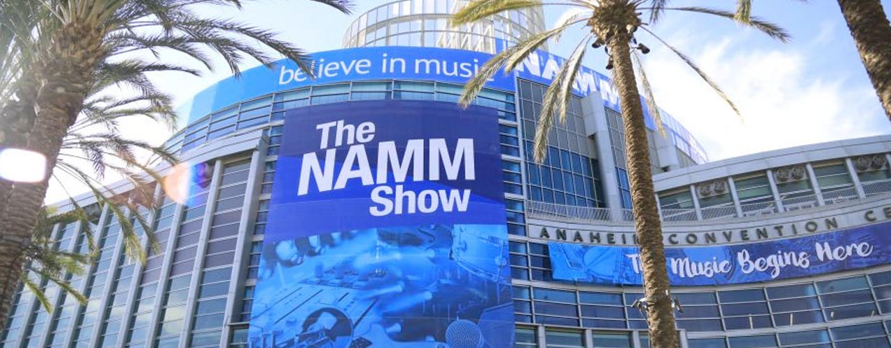 The NAMM Show is coming!