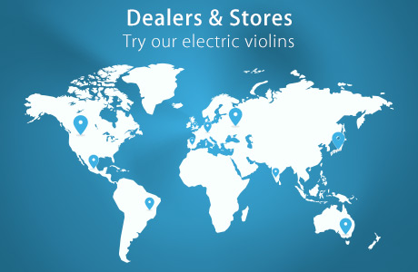 Try electric violins