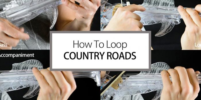 How To Loop Country Roads