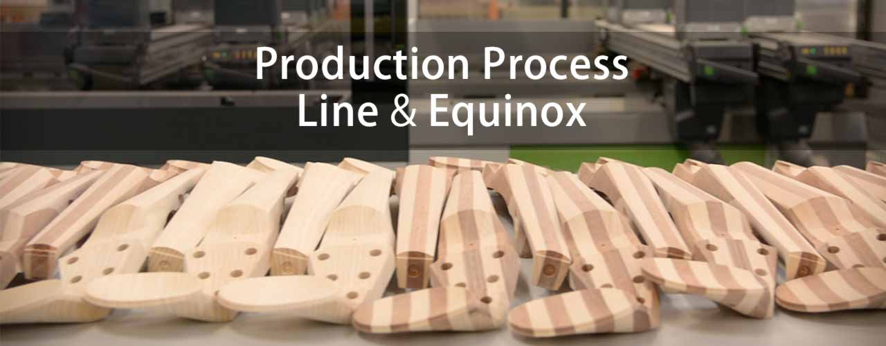 How Line and Equinox electric violins are made?