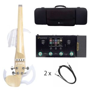 Bundle electric violin effects pedal