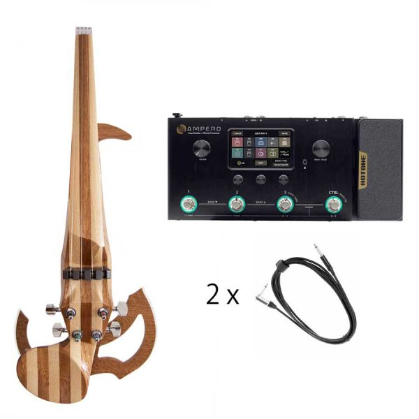 Bundle Line + Effects pedal Hotone Ampero