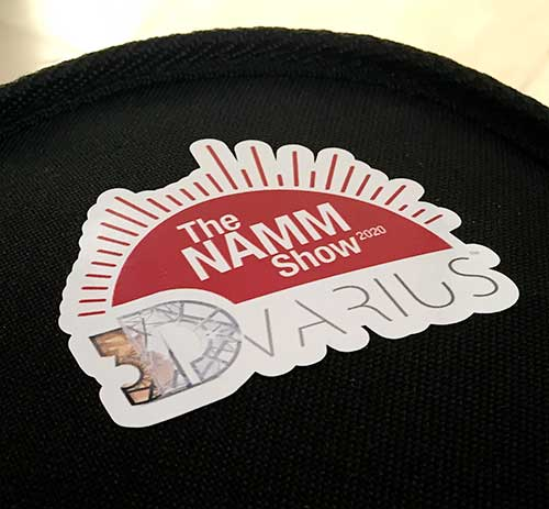Stickers NAMM
