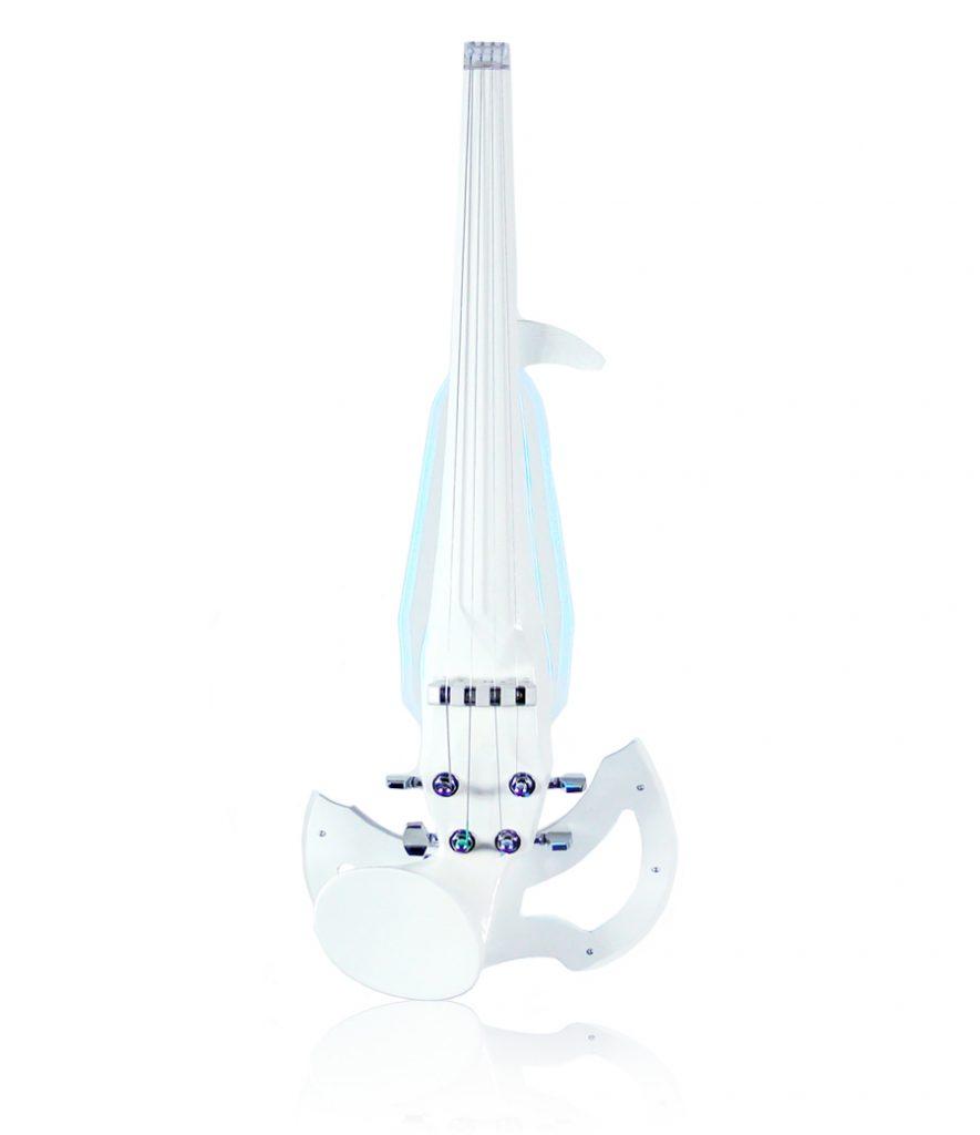 Prism LED electric violin