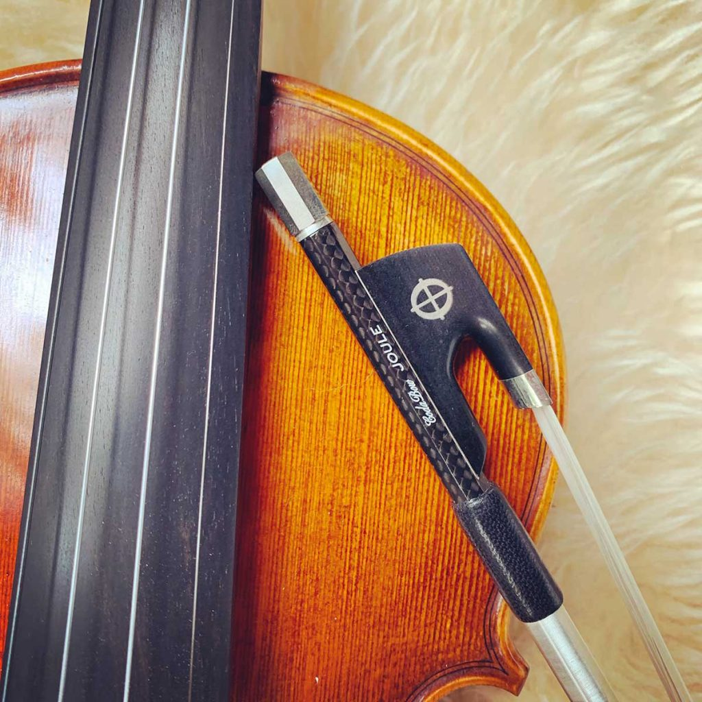 The Joule, a bow for electric instruments