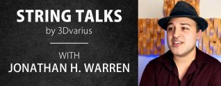 String Talks #1 - Jonathan H. Warren