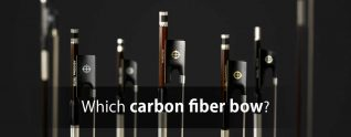 Which carbon fiber bow is best for my instrument?