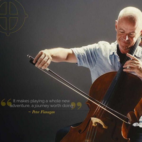 Peter Flanagan violoncelliste